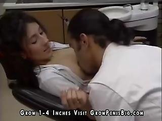 Dentist Show His Lust