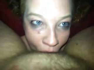 Stupid Ex Gf Meth Whore Sondra Getting Her Facefucked
