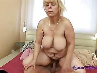 Mature Blonde Wants Her Holes Drilled