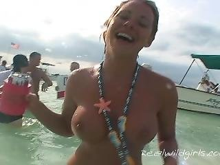 Rwg: Naked Boat Bash Seized Footage Pt.2