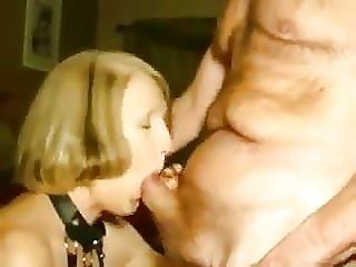 Grandpa And Grandma Passionate Mouth Fuck