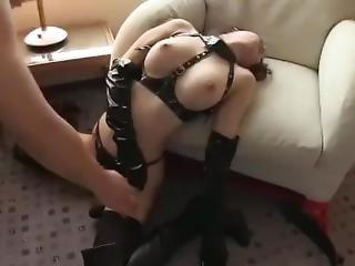 [bf-340] Bondage Girl Transcendence Convulsions Sex (hasumi Kurea)
