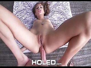 Holed - Rebel Adriana And Angel Takes Dick In Their Assholes