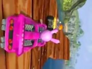 Beach buggy xxx ah perro traes el omnitrix partida con el abd buny