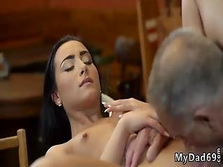 Brunette Solo Hd Can You Trust Your Girlduddy Leaving Her Alone With Your