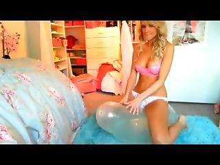 Alexis Paige - Big Clear Balloon