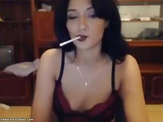 Sexy Smoking Bonny 2