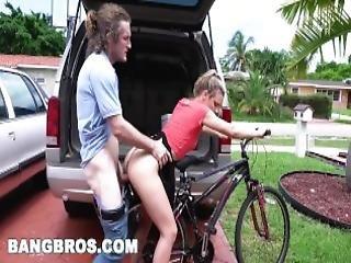 kolo, biker, zabavné, hardcore, soused, Mladý Holky, bílé, mladé