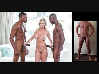 Bbc Black Superiority- Interracial Pregnancy - White Male Inferiority