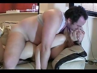 Husky Chubby Bear Anal Pounding & Deep Throating A Bitch