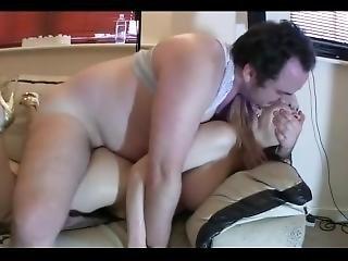 Husky Chubby Bear Anal Pounding & Deep Throating A Bitch
