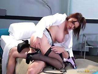 Doctor Krissy Lynn Making Porn