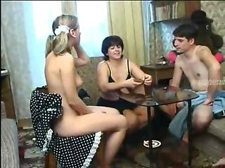 Family That Fucks Each Other Cums Together