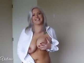 Stepmom Gives Me Some Pussy For My Birthday 00
