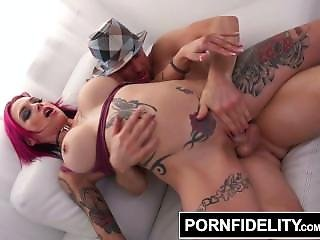 Pornfidelity Anna Bell Peaks Takes Control And A Creampie