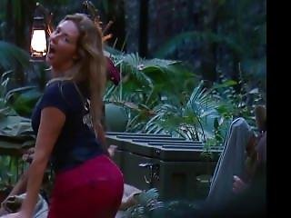 Milf Carol Vorderman Shaking Her Amazing Big Ass In The Jungle.