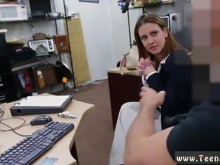 Big Ass Amateur Girlfriend Foxy Business Lady Gets Fucked!