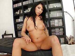 Sapphix Presents Chiara Ciss In A Solo Masturbation Scene