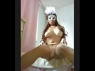 Asian Sexy Naked Hot Dance At Sleeping Room