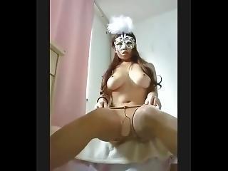 Asian Sexy Naked Hot Dance At Sleeping Room