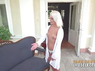 anal, cul, bonasse, blonde, cowgirl, hardcore, missionaire, star du porno, pov, chatte, petits seins, étroite, cul étroit, chatte étroite
