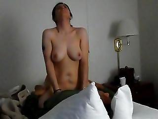 Hot Greek Wife Fucks Boyfriend On Camera In Motel