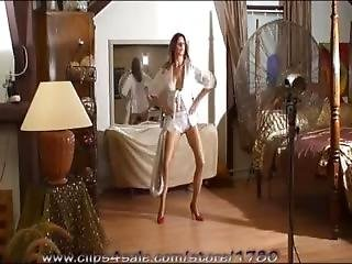 Tall Woman Dance