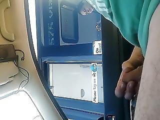 Curious Indian Lady On Bus Keen To See My Dick