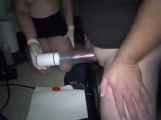 klinik, sædshot, fetish, mælk