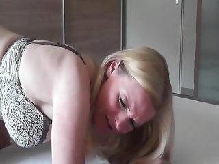 Mature Milf Likes Anal Sex Much Better Than Pussy Sex