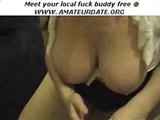Brunette Teen Handjob Masturbation And Facial Pov Cumshot Homemade