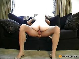 My Little Girl Fucks Guy In Anal