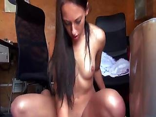 Czech Nymph El Storm Got Laid And Squirts