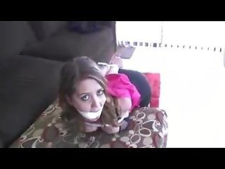 Chrissy Marie Likes Getting Bound Gagged