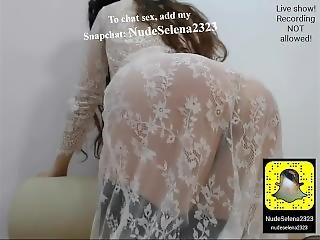 Hot Sex With My Step-mom Creampie