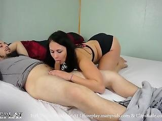 Linsey Loves To Suck - Ljforeplay