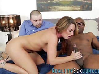 Real Hotwife Rides Bbc