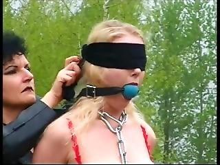 Blindfolded Walk