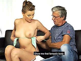 Daddy Gets With His Sons Teen Girlfriend After He Left