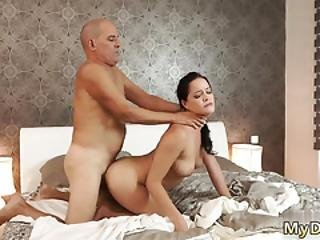 Daddy Teaches Teen Anal And Fuck Me If You Disregard Your Girlpartner, She Will Notice
