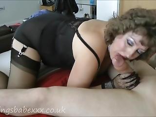 babe, blowjob, sædshot, fetish, matur, milf, nylon, strømper