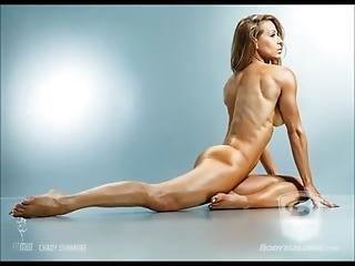 Fitness, Modelka