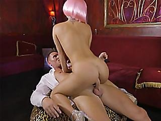 Amazing Body Stripper Oral And Fucking In The Vip Room
