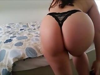 Little Abbie Big Butt Ass Natural Tits Costume Strip Tease Exhibitionist