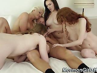 Mormon Teens Giving Head