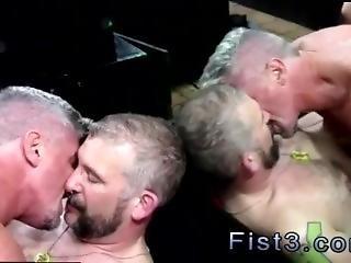 Fisting, γκέι