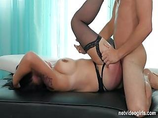 Long Time Milf Fan Decides To Make First Sex Tape