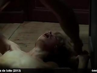 Nude Celebrity Sara Forestier Dirty Rough Sex Scenes