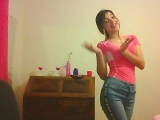 Daniela Mirabal Hernandez Sexy Dance Cubana