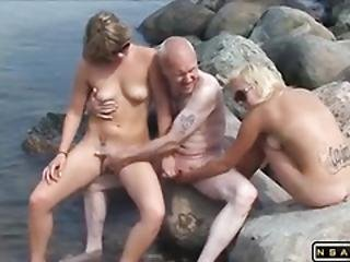 Strand porno filme